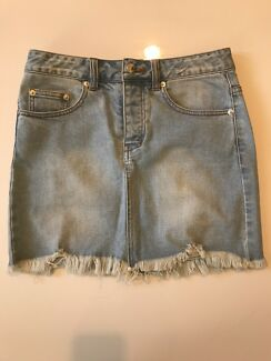 Maurie & Eve - Denim Skirt