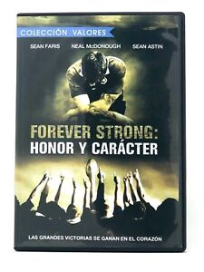 FOREVER STRONG: HONOR Y CARACTER (DVD)