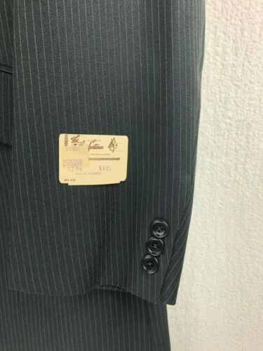 NWT The Tailored Sportsman English Riding Habits Pinstripe Jacket 42L Made in US
