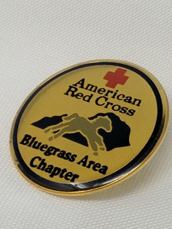 American Red Cross ARC Pin Bluegrass Area Chapter  Bin 9/1