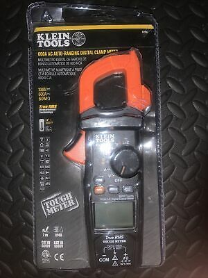 Klein Tools Cl700 600a Digital Clamp Meter Electric Diy Commercial Residential