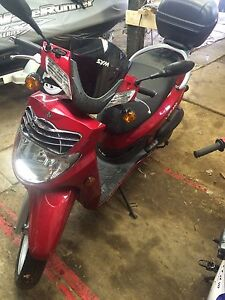 Scooter 200cc 2009