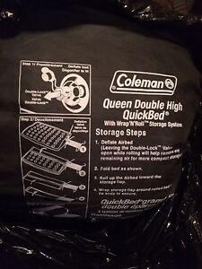 Coleman Double high Queen