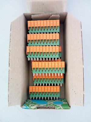 100 x Leiterplattenklemme FFKDS/V-Phönix Contact RM 3,81 Nr. 1789647 gebraucht kaufen  Zell