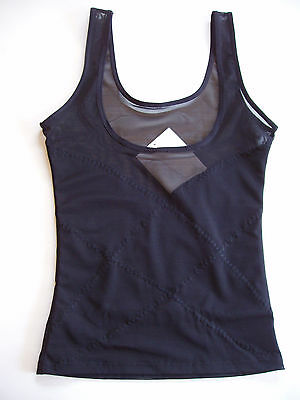 (NWT Womens Body Shaper Top Corset Underwear Bra clothing M #501)