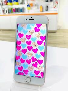 APPLE iPhone 6s 32GB ROSE GOLD IN A GOOD CONDITION
