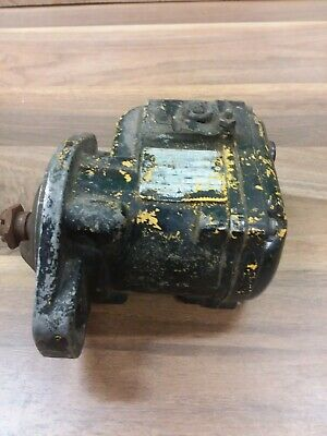 Old Fairbanks Morse Type Fm X1-2b7 Magneto Wisconsin 2 Cylinder