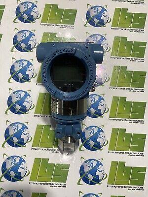 New Rosemount 3051tg5a2b21ab4e5m5t1q4 Smart Pressure Transmitter
