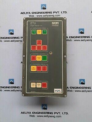 Kongsberg Norcontrol Etu 004 Engine Telegraph Unit