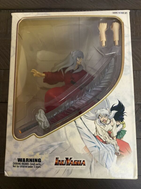 InuYasha Seventh Season Box Set Collector
