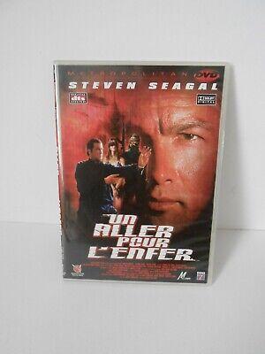 """Steven Seagal dvd """" Un aller pour l'enfer"""""""