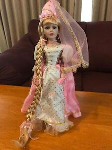 Bisque Porcelain Doll Collection for sale Kenwick Gosnells Area Preview