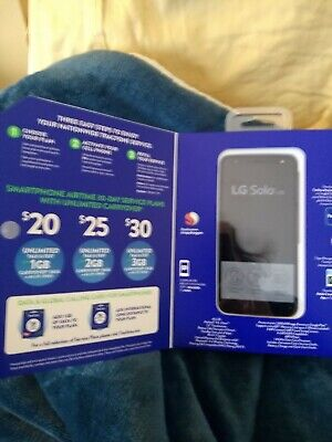 Trac Fone Package consists of LG Phone 1500 minutes, texts, 1500mg with extras comprar usado  Enviando para Brazil
