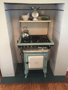 Metters Early Kooka No.12 Antique Vintage Cooker Stove Katoomba Blue Mountains Preview