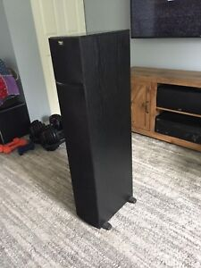Two Home-Theatre Speakers