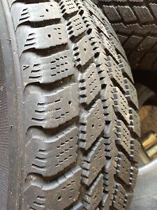 P195 70/R15 Tires - 4 of them
