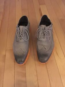 """Hush Puppies """"Five"""" Casual Dress Shoes"""