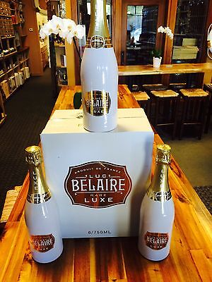 **New Release** Luc Belaire Rare Luxe Brut **3 BOTTLES**