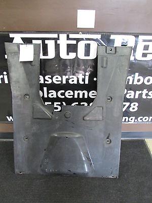 Ferrari 550  Rear Under Body Shield  Aerodynamic Bottom  Used  P N 64679000
