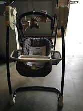 Baby swing- Fisher Price Beaumont Hills The Hills District Preview
