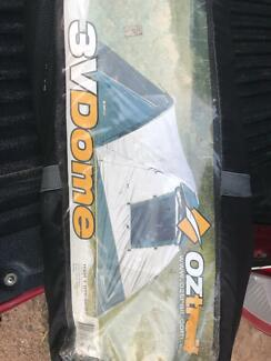 Oztrail 3v dome tent