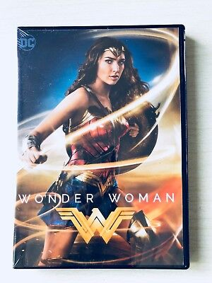 Wonder Woman  Dc  2017 Dvd  Brand New Sealed 100  Satisfaction