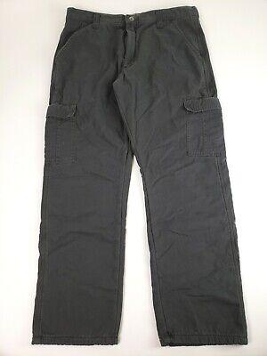 Wrangler Authentics Men's Fleece-Lined Cargo Pant, 36X32 - EUC