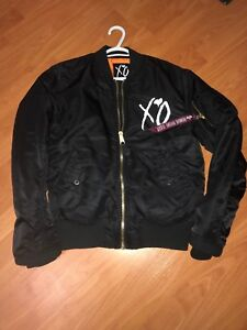 STARBOY XO THE WEEKND ALPHA BOMBER