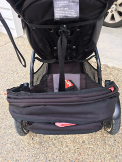 Phil and Ted double stroller