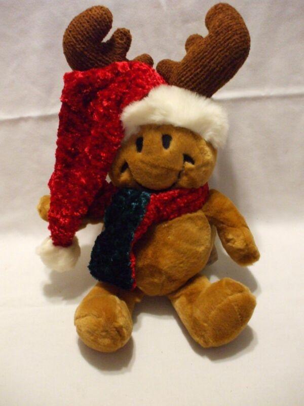 "15"" DANDEE REDNECK Reindeer Animated Musical Holiday Plush: Grandma Got Run Over"