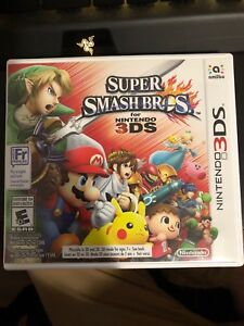 Super Smash Bros | 3DS