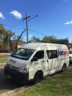 Fastway courier business for sale Petersham Marrickville Area Preview