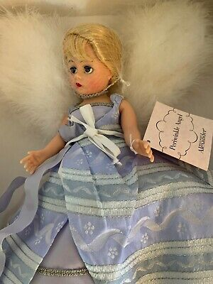 Madame Alexander Periwinkle Angel Doll 2003 Style #35865