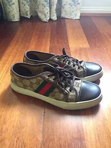 Authentic GUCCI Shoes- Monogram Sneakers size38 - Good Condition! Frenchs Forest Warringah Area Preview