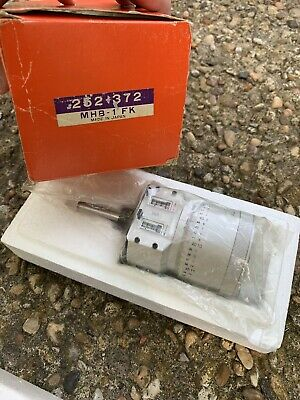 Mitutoyo Micrometer Head 0-1 0.0002 Mhb-1fk 252-372