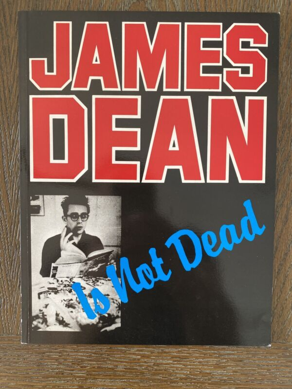James Dean is Not Dead By Morrissey Of Smiths Babylon Books