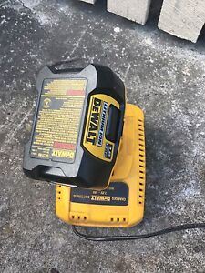 Dewalt charger and battery Booval Ipswich City Preview