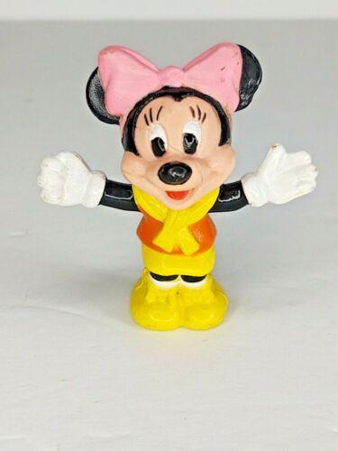 "Vintage Disney Minnie Mouse 2"" Figure"
