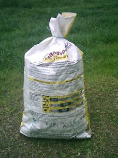 Bags of Wood Shavings or Wood Chips from
