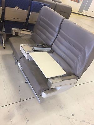 American Airlines Boeing 757 200 Business Class Seats