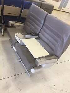 American Airlines Boeing 757-200 Business Class Seats