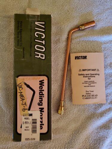 Victor Model 6-MFA-J (0325-0106) Heat Nozzle, Qty.1