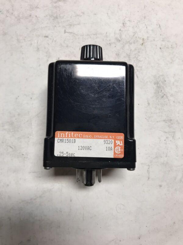 Infitec, Inc. Time Delay Relay CMR150B