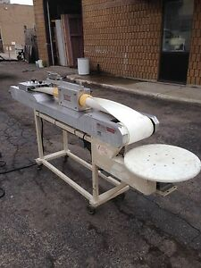 Bagel Former -Global Bakery and Food Equipment