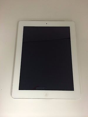 Apple iPad 3rd Generation 16GB White WiFi Good Condition