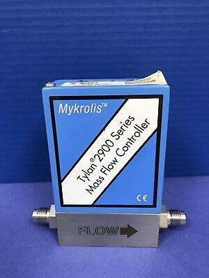 Mykrolis Tylan Fc-2900n Mfc Mass Flow Controller Nh3 600 Sccm Used