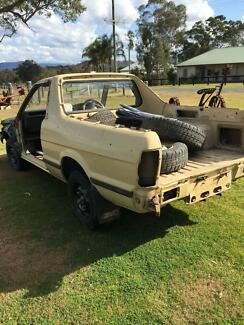 1984 Subaru Brumby Other project Mulbring Cessnock Area Preview