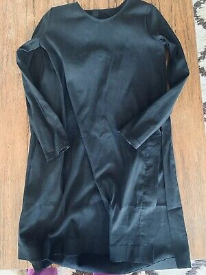 NWOT Uma Wang Black Tanya Top Tunic Dress Size Small