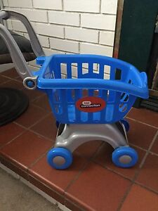 Kid connection shopping cart