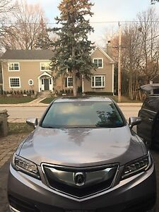 2016 Acura RDX AWD, TECH PACKAGE, LOADED!